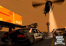 Grand Theft Auto: San Andreas screen shot 10