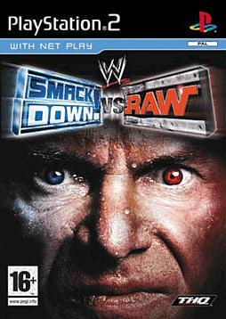 WWE SmackDown! Vs. RAW PlayStation 2