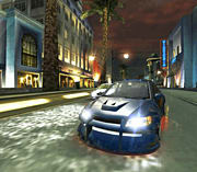 Need for Speed Underground 2 screen shot 8