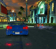 Need for Speed Underground 2 screen shot 9