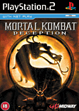 Mortal Kombat: Deception PlayStation 2
