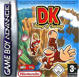 Donkey Kong: King of Swing Game Boy Advance
