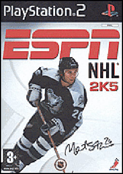 ESPN NHL 2005 PlayStation 2