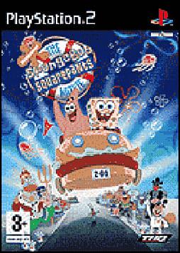 The SpongeBob SquarePants Movie PlayStation 2