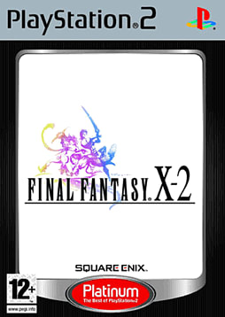Final Fantasy X-2 Platinum PlayStation 2