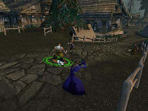 World of Warcraft screen shot 3
