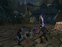 World of Warcraft screen shot 4