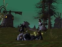 World of Warcraft screen shot 9