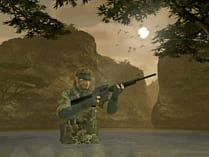 Metal Gear Solid 3: Snake Eater screen shot 24