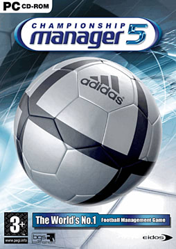 Championship Manager 5 PC Games and Downloads Cover Art