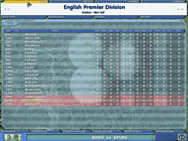 Championship Manager 5 screen shot 2