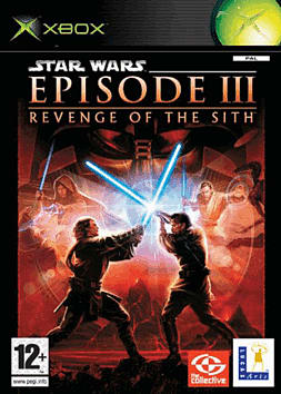 Star Wars: Episode III Revenge of the Sith Xbox