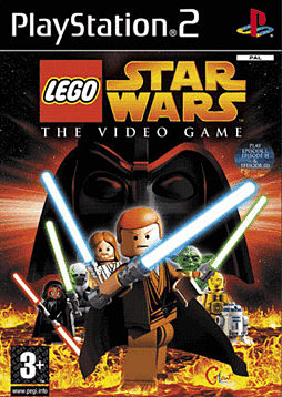 LEGO Star Wars PlayStation 2