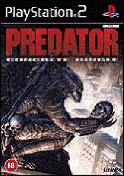 Predator: Concrete Jungle PlayStation 2