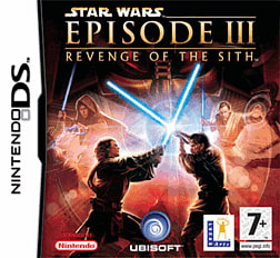 Star Wars: Episode III Revenge of the Sith DSi and DS Lite