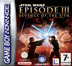 Star Wars: Episode III Revenge of the Sith Game Boy Advance