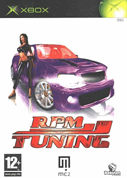 RPM Tuning Xbox Cover Art