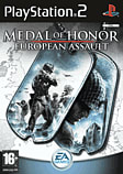 Medal of Honor: European Assault PlayStation 2