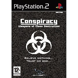 Conspiracy: Weapons of Mass Destruction PlayStation 2