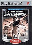 Star Wars Battlefront - Platinum PlayStation 2