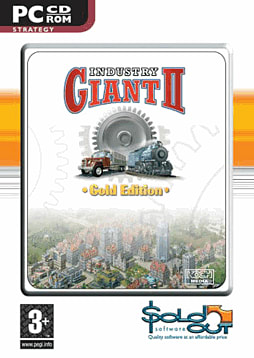 Industry Giant 2 - Sold Out PC Games and Downloads Cover Art