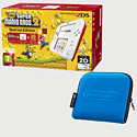 Nintendo 2DS White & Red with New Super Mario Bros 2 Special Edition and 2DS Blue Carry Case
