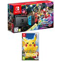 Nintendo 2DS - White and Red with Super Smash Bros and 2DS Carry Case