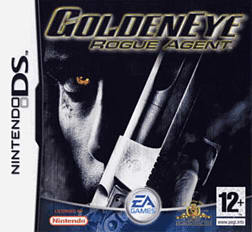 GoldenEye: Rogue Agent DSi and DS Lite Cover Art
