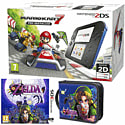 Nintendo 2DS with Mario Kart 7 and Super Mario Folio Kit - Only at GAME