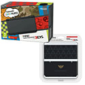 New Nintendo 3DS (Black) with Legend of Zelda Cover Plate