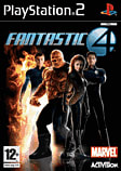 Fantastic Four PlayStation 2