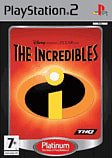 The Incredibles: Platinum PlayStation 2