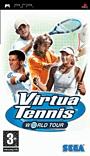 Virtua Tennis World Tour PSP