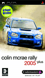 Colin McRae Rally 2005 PSP