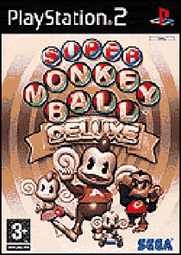 Super Monkey Ball Deluxe PlayStation 2