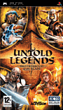 Untold Legends: Brotherhood of the Blade PSP