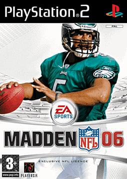 Madden NFL 06 PlayStation 2