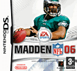 Madden NFL 2006 DSi and DS Lite