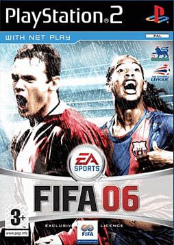 FIFA 06 PlayStation 2