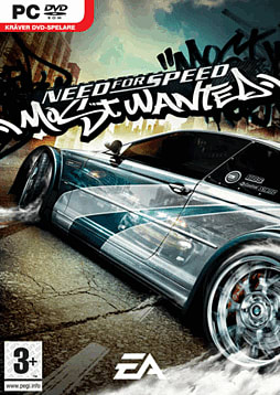 Need for Speed Most Wanted PC Games and Downloads Cover Art