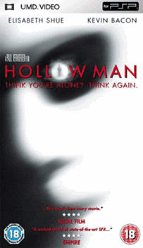 Hollow Man PSP