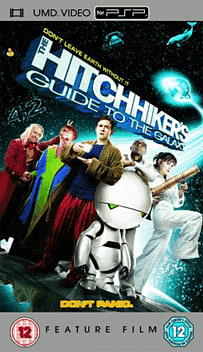 The Hitchhikers Guide to the Galaxy PSP