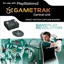 Gametrak Direct Motion Capture System Accessories