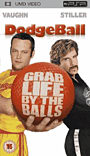 Dodgeball: A True Underdog Story PSP