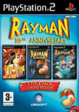 Rayman 10th Anniversary Compilation Pack PlayStation 2