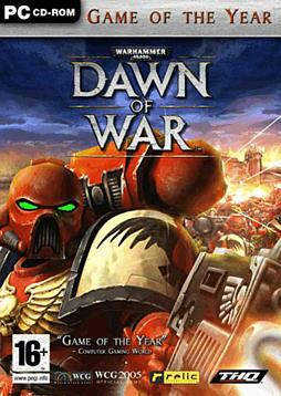 Warhammer 40,000: Dawn of War - Game of the Year Edition PC Games and Downloads Cover Art