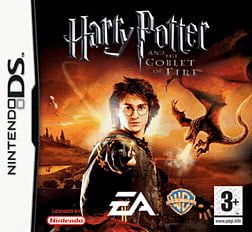 Harry Potter and the Goblet of Fire DSi and DS Lite