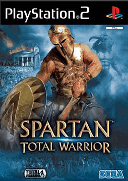 Spartan: Total Warrior PlayStation 2 Cover Art