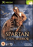 Spartan: Total Warrior Xbox