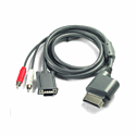 Xbox 360 VGA HD AV Cable Accessories